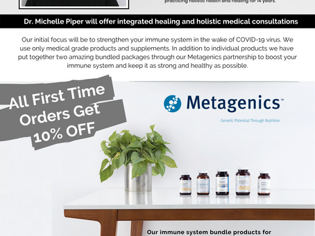 Introducing Medical Grade Products and Supplements