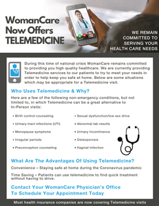 Telemedicine at WomanCare