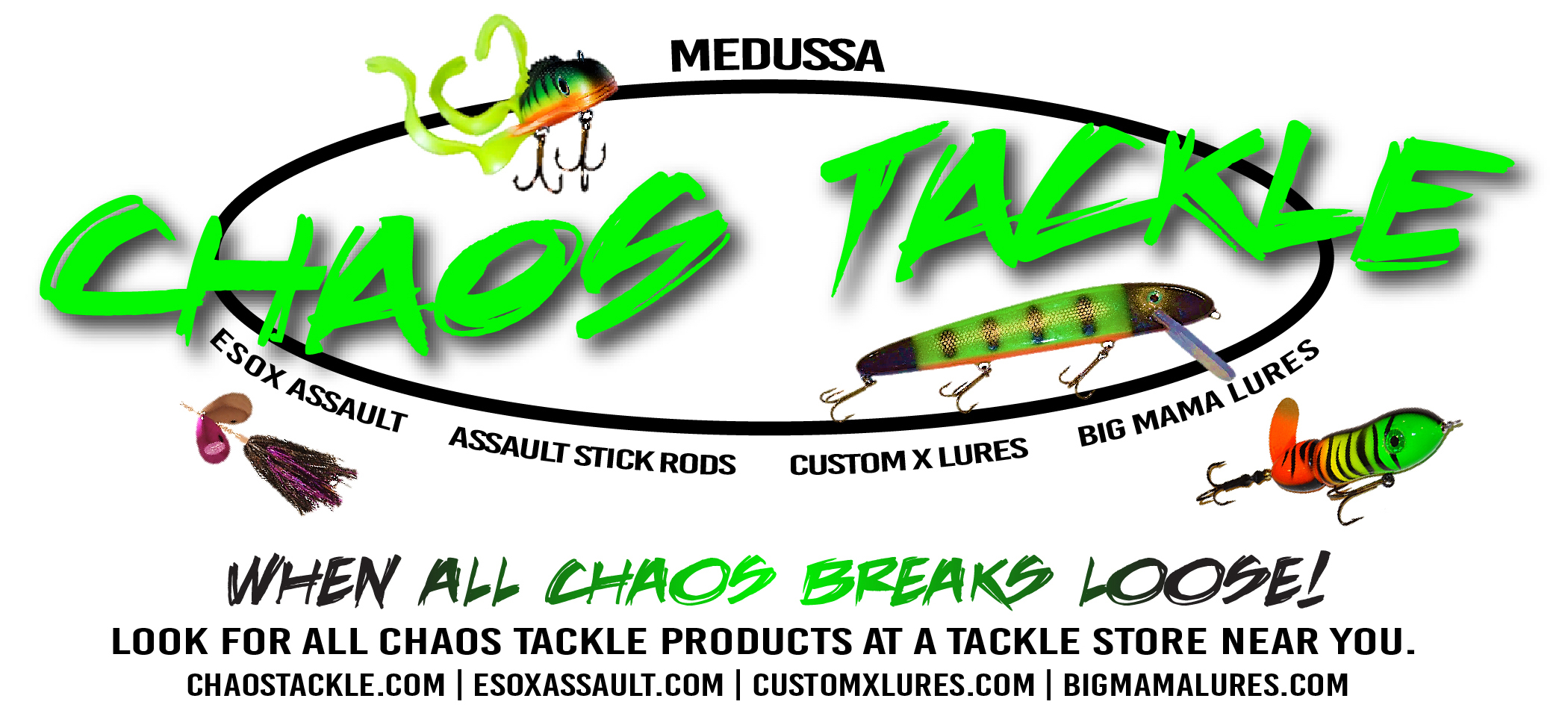Chaos Tackle, Billy Kats