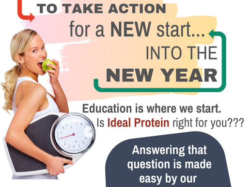Use Food As Medicine To Reset Your Body - Ideal Protein