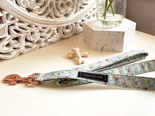 Mint Green Floral Lead