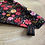 Thumbnail: Ebony Winter Floral Bandana