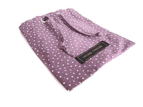 Purple Star Treat Bag Holder