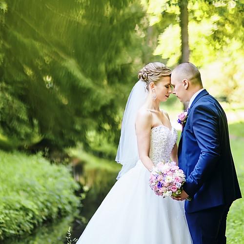 Unsere Hochzeit G & I