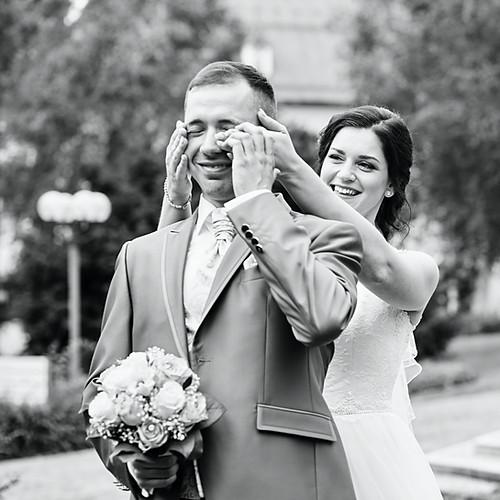 Unsere Hochzeit M & A
