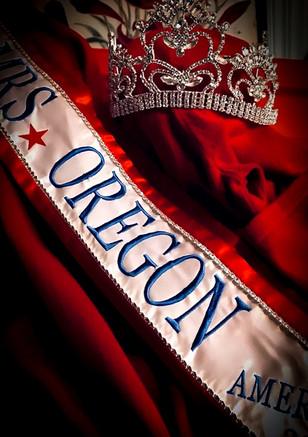 Mrs Oregon America