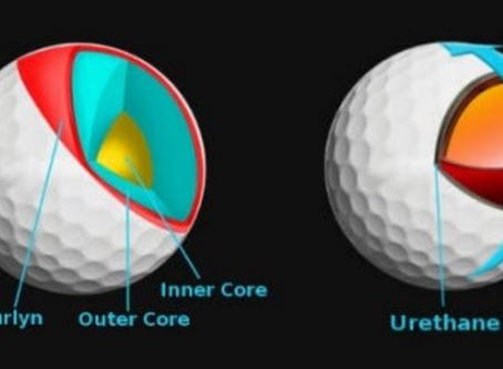 Golf Ball Fitting.