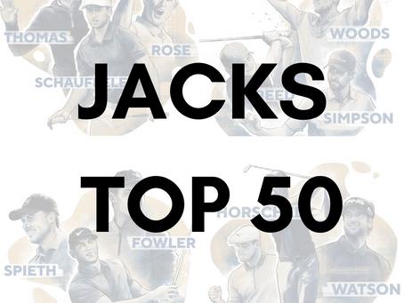 Jacks Top 50