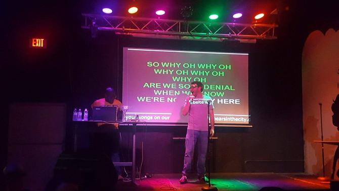 Nerdy Karaoke!