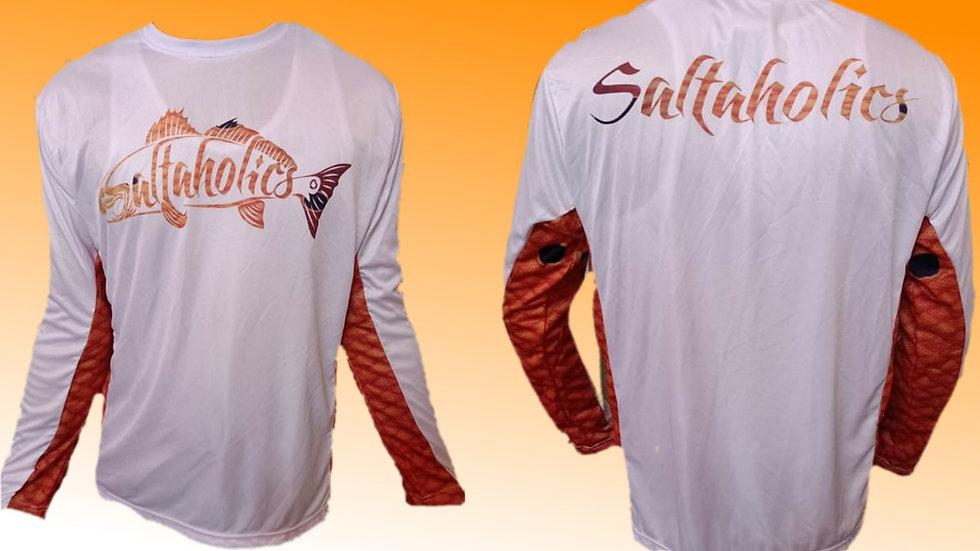 ProMesh Saltaholics Redfish White