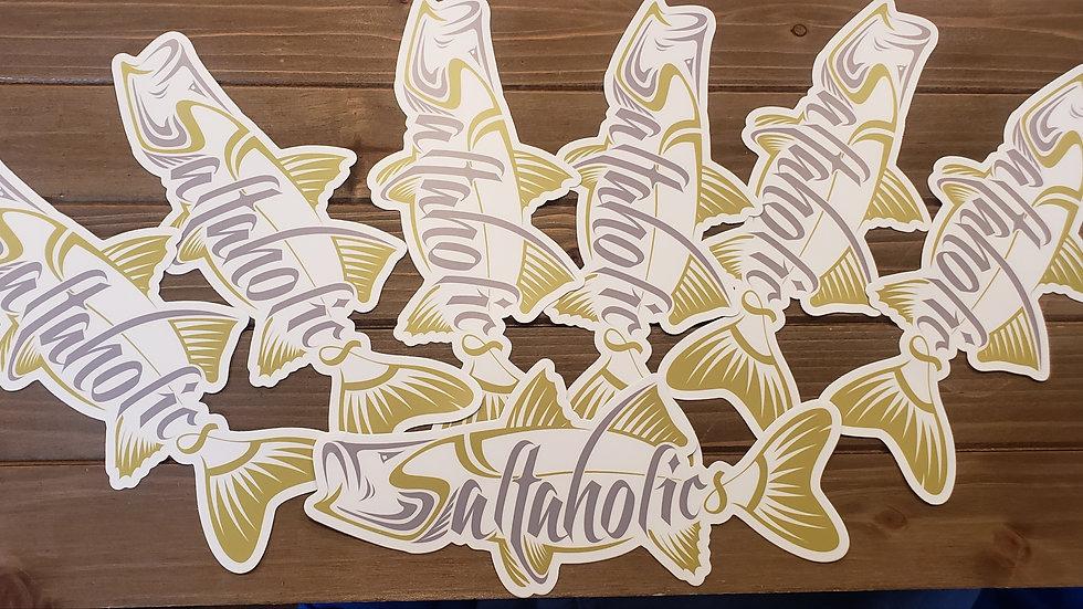 Snook logo sticker
