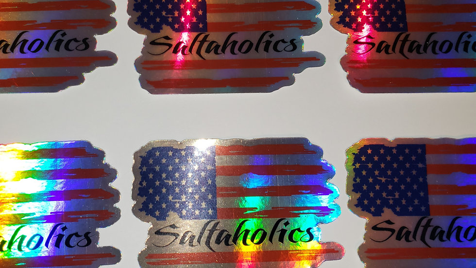 Holographic Flag