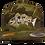 Thumbnail: Saltaholics Redfish Flatbill Tropical Camo Flatbill