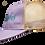 Thumbnail: Saltaholics Womens Ponytail Hat Purple meshed