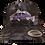 Thumbnail: Saltaholics Trout Black kryptek Snapback