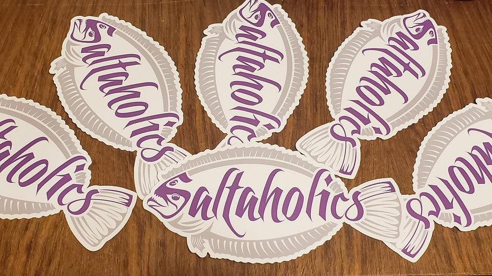 Saltaholics Flounder Purple