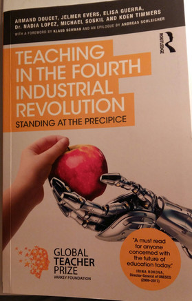 The importance of the 'human' teacher in the age of the Fourth Industrial Revolution