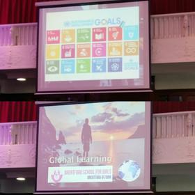 Creativity, global learning and inspirational teachers