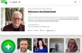 Flipgrid - a great tool for global learning!
