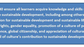 Resources and recommendations for #TeachSDGs: building on what's already out there.