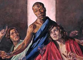 """ישוע שחור? ישוע פלשתיני? ישוע יהודי בחזקת """"בשר מבשרנו""""? אף אחד לא נותר אדיש מולו, לטוב ולרע."""