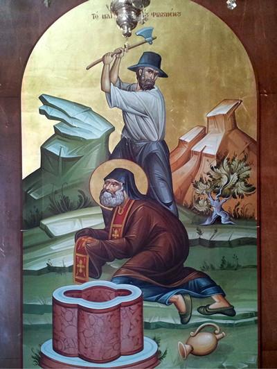 רצח הנזיר בבאר יעקב