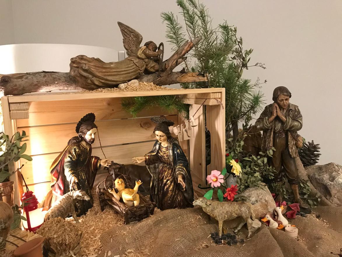 היכן התארחו יוסף ומרים כאשר הגיעו לבית לחם?