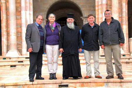 האור מסח'נין והאור הקדוש מירושלים