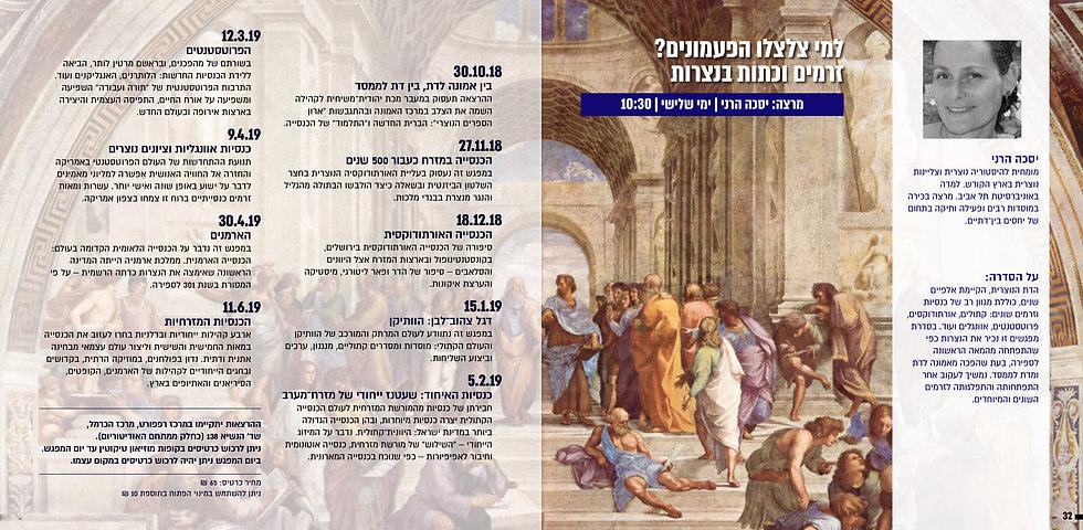 יסכה הרני מוזאון טיקוטין חיפה