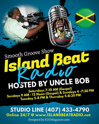 Island Beat Radio - Smooth Groove with U