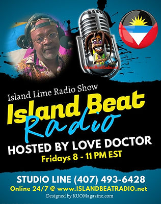 Island Lime Radio Show with Love Doctor.