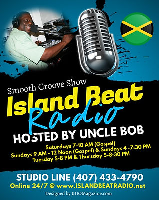 Island Beat Radio - Smooth Groove with U
