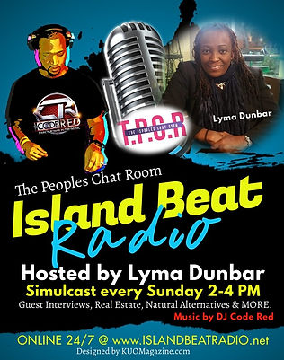 The People Chat Room Show on Island Beat