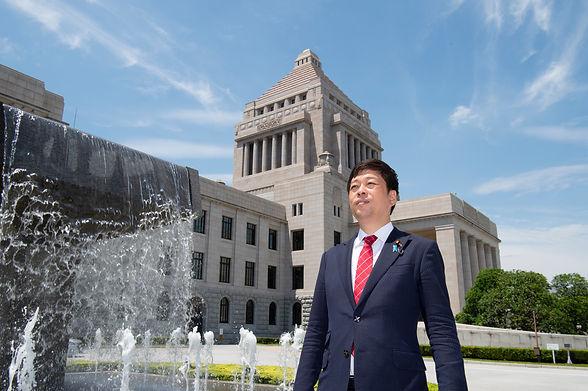 国会_噴水横.JPG