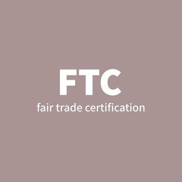 Fair Trade Certified (FTC)