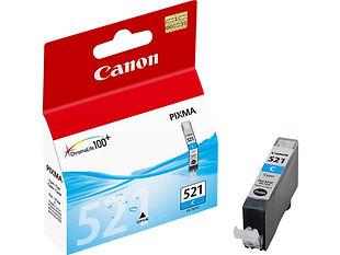 Canon Cyan CLI-521C Pixma.jpg