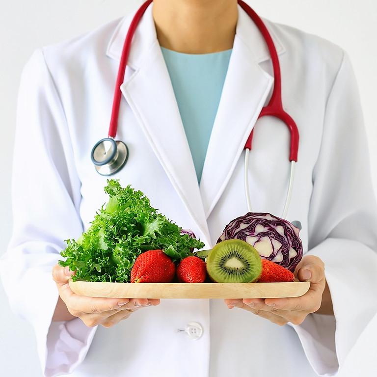 Food As Medicine: Eat Yourself Healthy