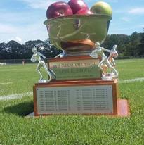 Apple Bowl Trophy
