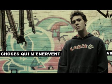 Y'A DES CHOSES QUI M'ÉNERVENT #1