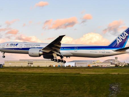 2019年12月17日 ボーイング社製 B777-300ERの航空機をANAホールディングス株式会社にリースする航空機案件に出資しました。