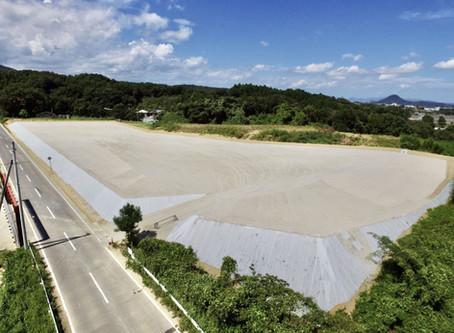 2020年8月18日|香川県さぬき市寒川町御田神辺発電所の建設を開始しました。