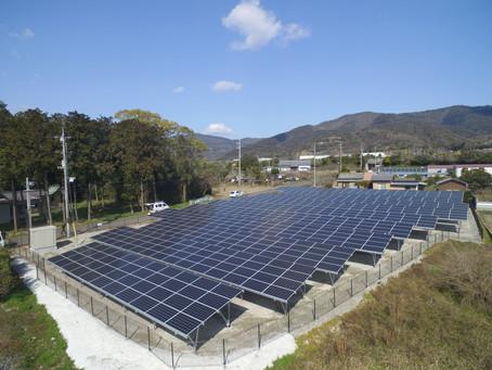 2020年3月4日 徳島県阿波市土成町土成字大法寺第1発電所の連携運転を開始いたしました。