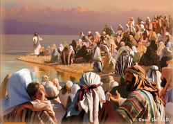 Spread of Jesus' Fame
