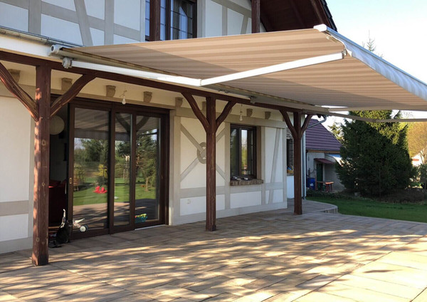 Awning Acrylic Cover for patio