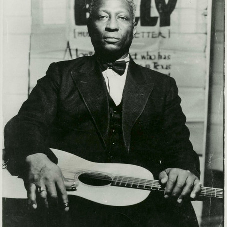 Lead Belly: the hard name of a harder man