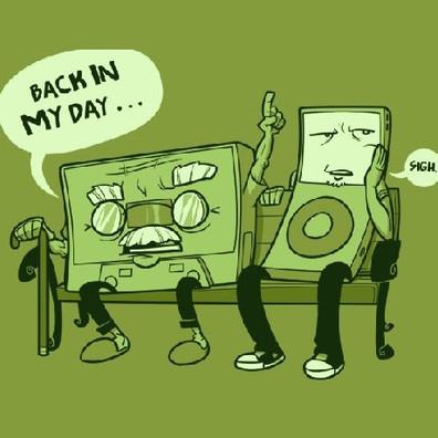 Η μουσική στο χτες (μας), στο σήμερα και στο αύριο