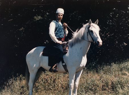 Robbie Basho (1940 – 1986)
