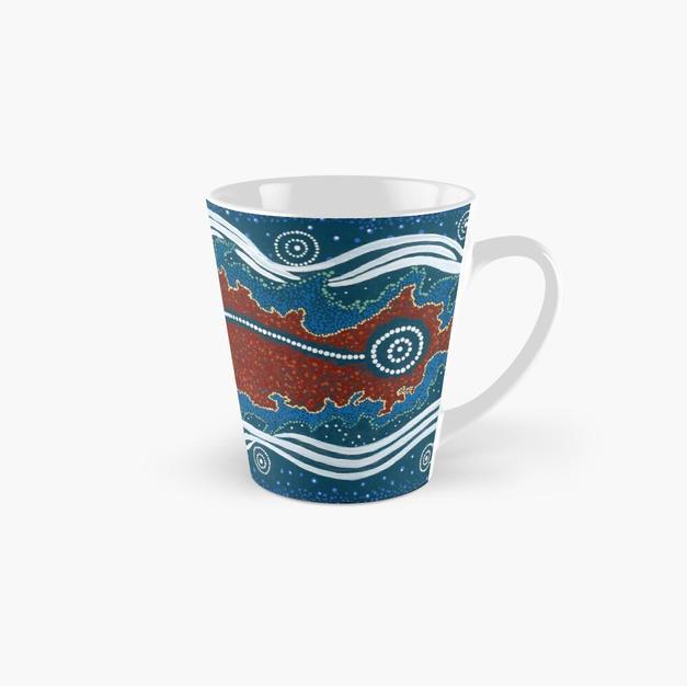 Tall mug