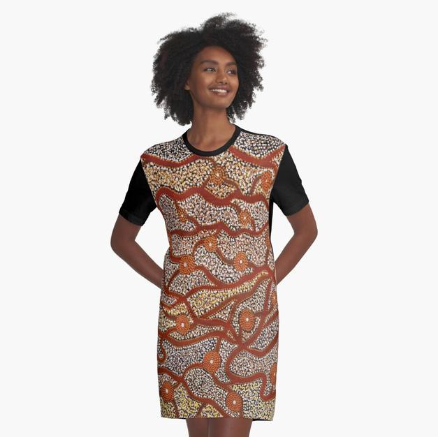 GraphicT-Shirt Dress