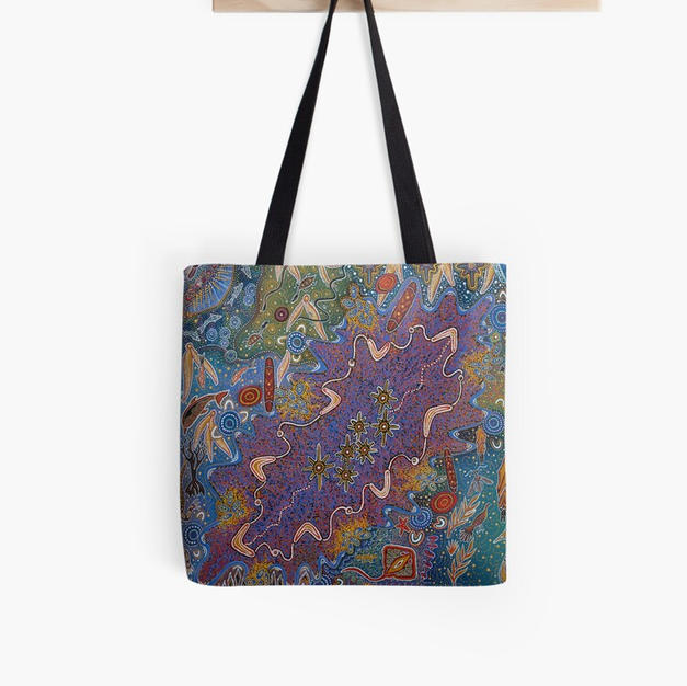 All Over Tote Bag
